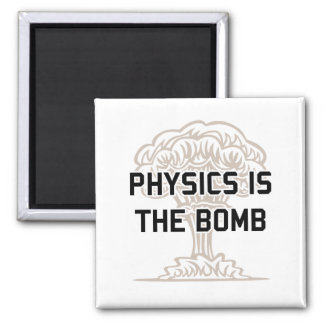 Physics is the Nuclear Bomb Magnets