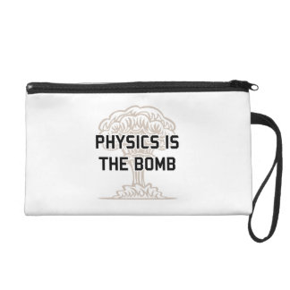 Physics is the Nuclear Bomb Wristlets