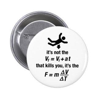 physics - it s the sudden deceleration that kills pin