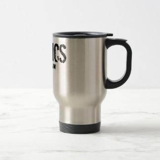 Physics - It's the Law! Mug