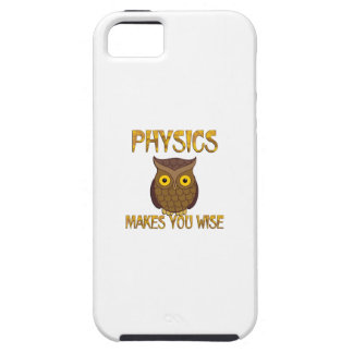 Physics Makes You Wise iPhone 5 Cover