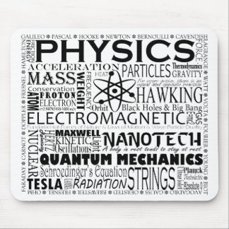 Physics Mousepad