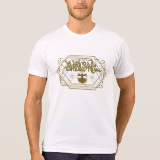 Physics One Tag - Sacred Geometry - White T-Shirt