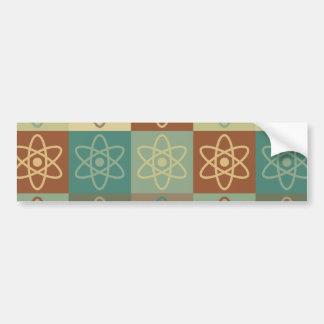 Physics Pop Art Bumper Stickers