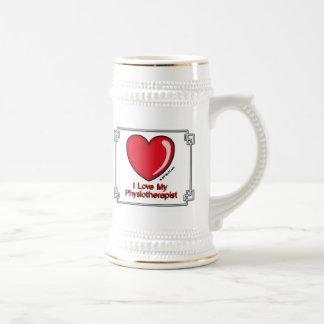 Physiotherapist Beer Stein