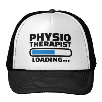 Physiotherapist loading cap
