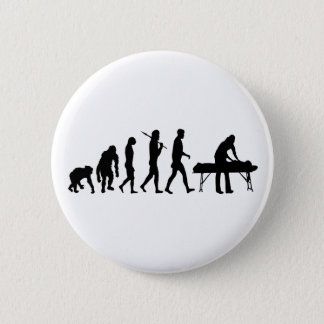 physiotherapy Sports medicine gifts 6 Cm Round Badge