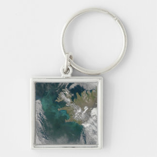 Phytoplankton bloom in the North Atlantic Ocean Key Ring
