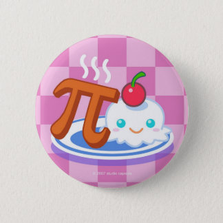 Pi Ala Mode 6 Cm Round Badge