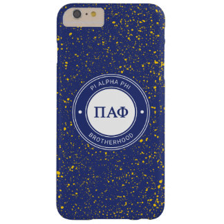 Pi Alpha Phi | Badge Barely There iPhone 6 Plus Case