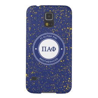 Pi Alpha Phi | Badge Galaxy S5 Cover