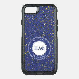 Pi Alpha Phi | Badge OtterBox Commuter iPhone 8/7 Case