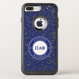 Pi Alpha Phi | Badge OtterBox Commuter iPhone 8 Plus/7 Plus Case