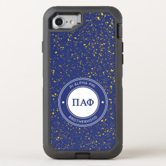 Pi Alpha Phi | Badge OtterBox Defender iPhone 8/7 Case