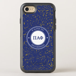 Pi Alpha Phi | Badge OtterBox Symmetry iPhone 8/7 Case