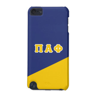 Pi Alpha Phi | Greek Letters iPod Touch 5G Cases
