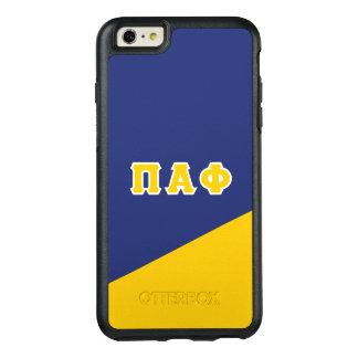 Pi Alpha Phi | Greek Letters OtterBox iPhone 6/6s Plus Case