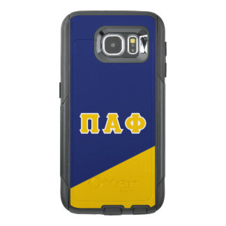 Pi Alpha Phi | Greek Letters OtterBox Samsung Galaxy S6 Case