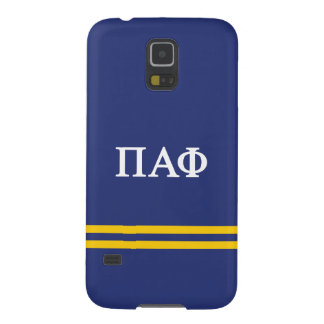 Pi Alpha Phi | Sport Stripe Case For Galaxy S5