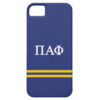 Pi Alpha Phi | Sport Stripe Case For The iPhone 5
