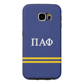Pi Alpha Phi | Sport Stripe Samsung Galaxy S6 Cases