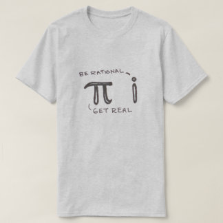 Pi and I Tee - Light
