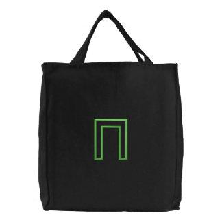 Pi Applique (Part2) Bag