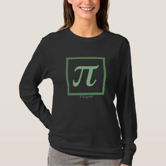 Pi are Squared 2 T-Shirt