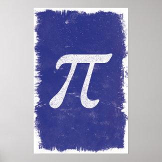 Pi Art - Math Posters