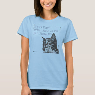 Pi Cat Tuna T-Shirt