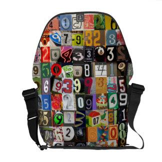 Pi Courier Bag