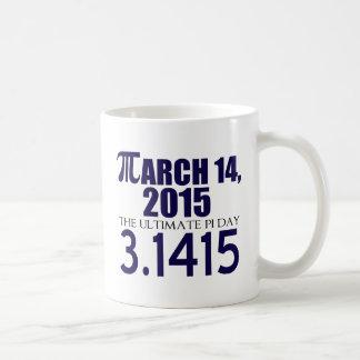Pi Day 2015 Coffee Mug