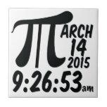 Pi Day 3/14/15 Tiles