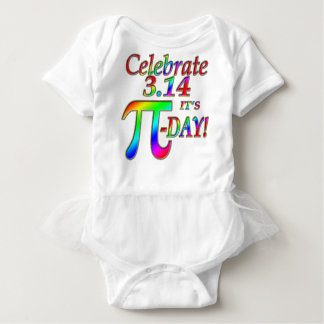 Pi Day Baby Bodysuit