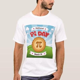Pi Day, Celebrate Math, Eat Pie! T-Shirt