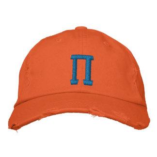 Pi Day Embroidered Baseball Caps