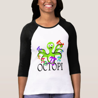 Pi Day Octopi T-Shirt