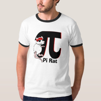 Pi Day pirate T-Shirt