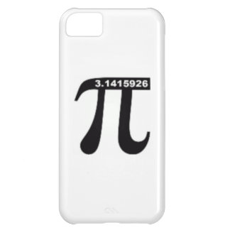 Pi Day SALE ~ March 14th Madness iPhone 5C Case