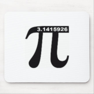 Pi Day SALE ~ March 14th Madness Mouse Pad