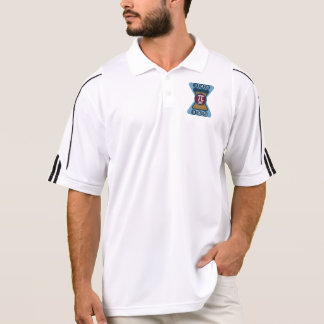 Pi Day Symbol for Math Nerds Polo Shirt