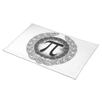 PI Emblem Placemat