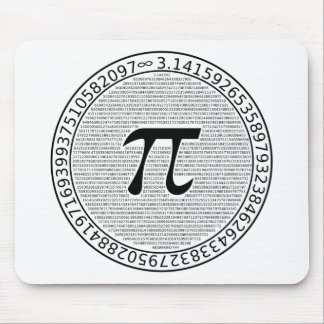 pi-graphic mousepad
