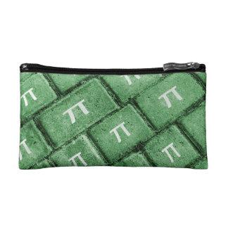 Pi Grunge Style Pattern Cosmetic Bag