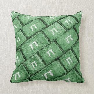 Pi Grunge Style Pattern Cushion