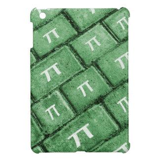 Pi Grunge Style Pattern iPad Mini Cases