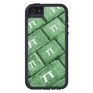 Pi Grunge Style Pattern iPhone 5 Case