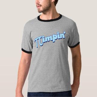 Pi-impin' (blue) T-Shirt
