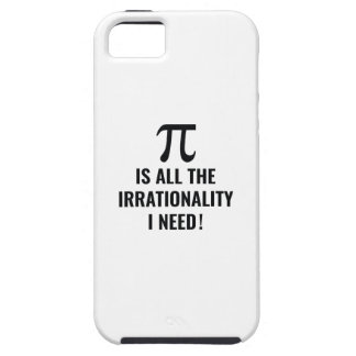 Pi Irrationality Case For The iPhone 5
