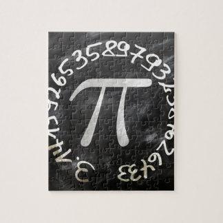 Pi Jigsaw Puzzle